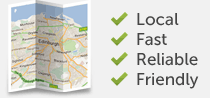 Local fast reliable and friendly locksmiths